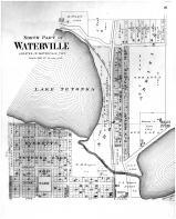 Waterville, Lake Tetonka, Le Sueur County 1898